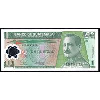 Гватемала / GUATEMALA_12.03.2008_1 Quetzal_P#115_UNC