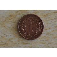 Зимбабве 1 цент 1997