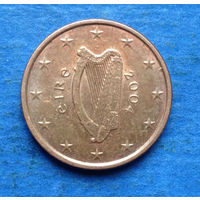 Ирландия 1 евроцент 2004