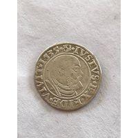 Пруссия, грош 1535