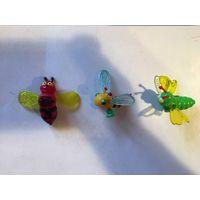 Киндер серия Пчелки мотыльки