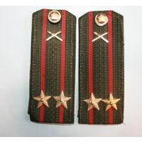 Погоны СССР , артиллерия