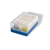 Leuchtturm-бокс,футляр для хранения 100 монет в холдерах.