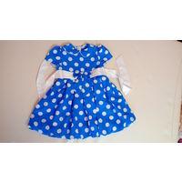 Распродажа, новое платье на 2-4 года