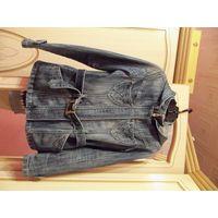 Куртка джинсовая маркировка S