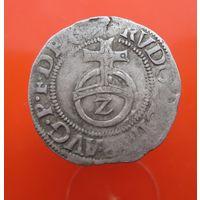 2 крейцера, Ханау. 1588 год (#33)