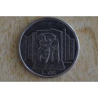 Сан-Марино 100 лир 1976