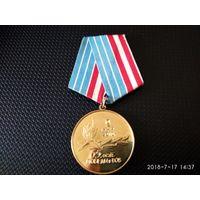 Медаль:участнику парада победы,г.Мурманск 2010г.