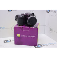 Компакт-камера Nikon Coolpix B500. Гарантия