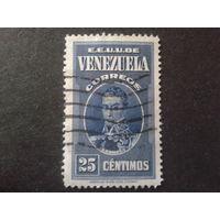Венесуэла 1938 генерал, соратник С. Боливара