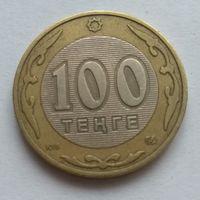 Казахстан, 100 тенге 2002 год