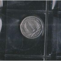1 цент 2008 Восточные Карибы. Возможен обмен