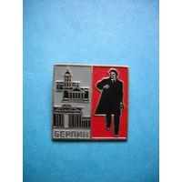 Значок Ленин Берлин