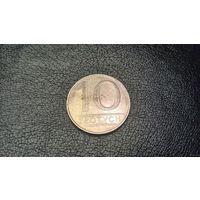 10 злотых 1988 г. Польша