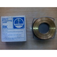 Клапан обратный gestra rk 71 dn50 pn16