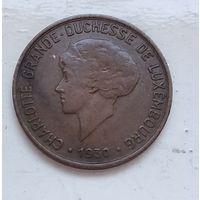 Люксембург 10 сантимов 1930 3-11-9