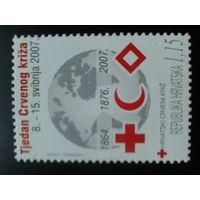 Хорватия 2007 Красный Крест