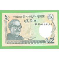 Бангладеш  2 така 2011 года, состояние UNC