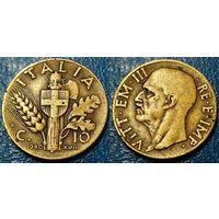 W: Италия 10 чентезимо 1940 (506)