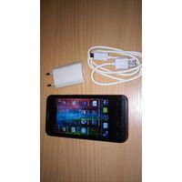 Телефон смартфон Prestigio PAP4040 Duo. На 2 сим карты. Рабочий, но есть 2 нюанса.