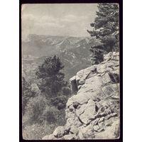 1955 год Крым В горах
