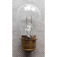Лампа накаливания 4в3вт, СССР