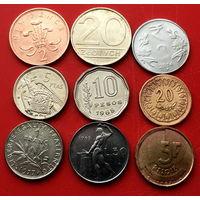 9 монеток - 9 стран. #127 Старт с 10 копеек
