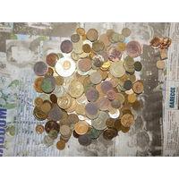 Сборный лот монет+ (без МЦ, с 10 копеек). Смотрите и другие мои лоты.