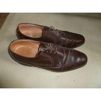 Туфли  -MADE IN ENGLAND-по стельке 27 см
