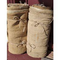 Мешки для картошки из мешковины, б.у-пополнение-21шт
