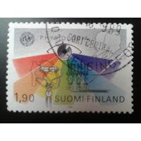 Финляндия 1989 конгресс по физиологии