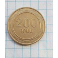Армения 200 драм 2003г.