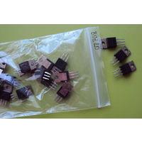 Транзистор полевой BUZ20 (MOSFET; N-кан.100V; 12A; 75W; 75-80nS)