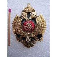 Знак. Герб России с двуглавым орлом