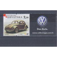 [1125] Хорватия 2008. Транспорт.Автомобиль.