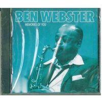 CD Ben Webster - Memories Of You (2007)