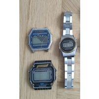Часы Электроника, 3 шт, с 1 рубля, без МЦ