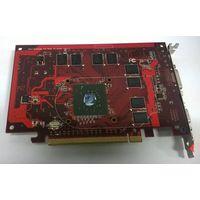 НЕРАБОЧАЯ видеокарта ASUS Radeon EAX1300PRO/TD/256M. Читайте описание