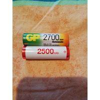2 аккумулятора