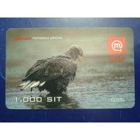 Словения 2007 орел