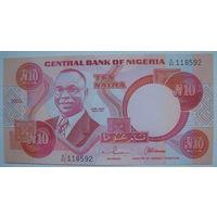 Нигерия 10 найра 2003 г. (g)