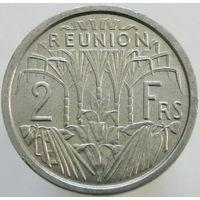 Реюньон 2 франка 1948 (352)