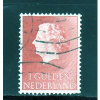 Нидерланды.Ми-647. Королева Юлиана (1909-2004).1954.