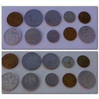 Набор монет лот 31 - РАСПРОДАЖА