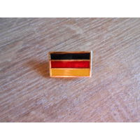 Значок. Флаг. Германия.