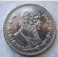 Мексика, песо, 1960, серебро