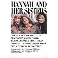Ханна и её сестры / Hannah and her sisters (Вуди Аллен / Woody Allen) DVD5