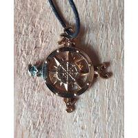 Официальный тотем, кулон, медальон к фильму Пираты Карибского моря_1