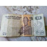 Египет, 50 пиастров 2006 года.