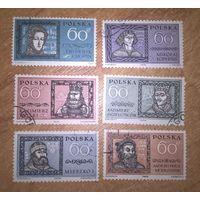 Больш за 150 марак Польшча, 1950-2000
